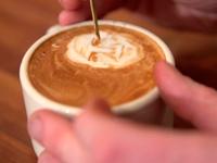 Как украшать кофе