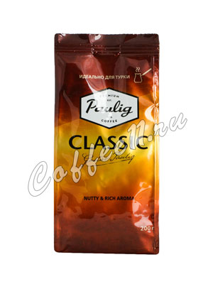 Кофе Paulig Classic молотый для турки 200 гр