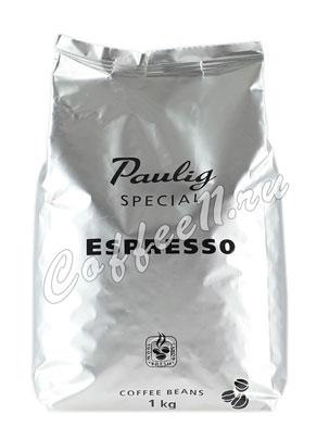 Кофе Paulig Special Espresso в зернах 1 кг